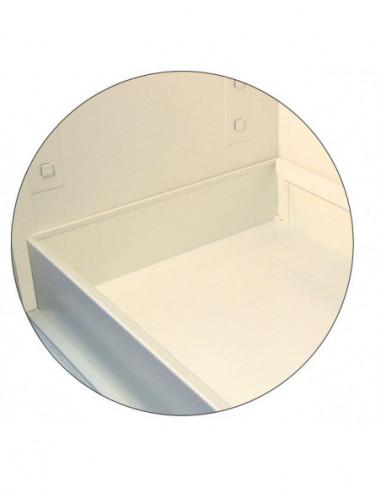 accessoires-Bac de rétention en PVC pour série 3 - BP04