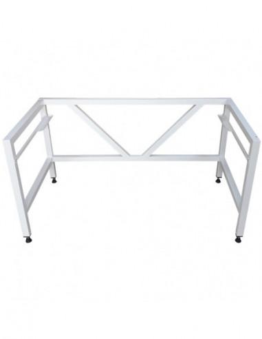 accessoires-Table Tubulaire Fixe Pour Flv12 Et Psm12 - TH12