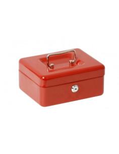 coffre-fort-Casier À Monnaie Renz Rouge