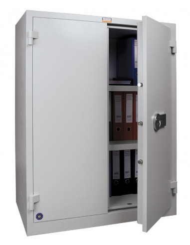 armoire-forte-Armoire Forte Ignifuge Icare-Safe Serrure Electronique First-Fire FF90B