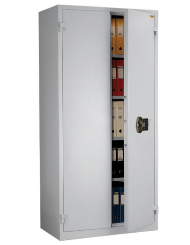 armoire-forte-Armoire Forte Ignifuge Icare-Safe Serrure Electronique First-Fire FF90D