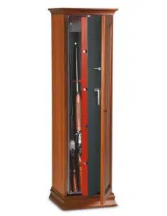 Armoire à Fusils Technomax Serrure À Clé Tch/10l